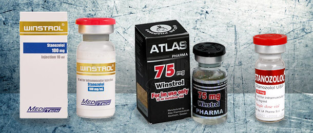 Winstrol Injectable, Stanozolol en Injection